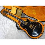 Gibson Custom Shop 50th Anniversary 1968 Les Paul Custom Vos