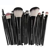 Pinceles Han Shi Fashion 22pcs Cosmetic Makeup Brush Set Lip