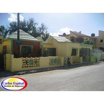 Casa De Venta (370 Metros) En Higuey, República Dominicana