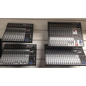 Consolas Mixer De Audio Varios  Opciones