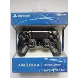 Control Ps4 Wireless Sony Dualshock 4 Negro Playstation