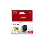 Canonink Maxify Pgi-1200 Xl Tanque De Tinta De Pigmento Amar