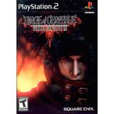 Final Fantasy Vll Para Ps2
