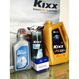 Kit Lubricantes Para Gas Kixx Lpg Full Sintético