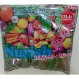 Abono Plantas Ornamentales Frutas Y Vegetales