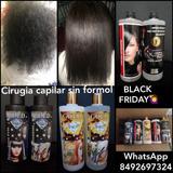 Black Friday En Cirugia Capilar O Keratina 100%originales .
