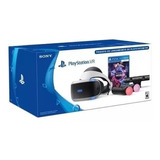 Play Station 4 Vr Ps4 Kit + Move + Camara + Vr + 2 Juegos Vr