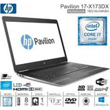 Laptop Hp 17.3 Core I7 8gb/1tb Win10 Gráficos Hd