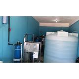 Sistema De Tratamiento De Agua Purificadora