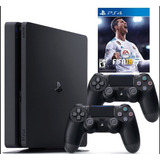 Playstation 4 - Ps4 Slim 1tbs