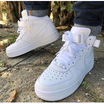 Tenis Nike Air Force One- Croki- Croky- Crocker- Altos