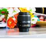 Lente De Kit Nikon 18-55mm Vr Excelentes Condiciones!