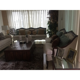 Muebles Sala Caoba
