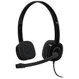 Audifono Con Microfono Logitech H151 Stereo Headse