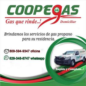 Gas Propano A Domicilio