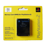Memory Card De Ps2