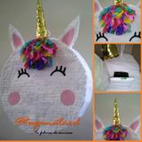 Piñata De Unicornio En Rd