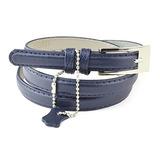 Belle Donne  Flaco Mujer Cinturones Hebilla Cinturones De Ac