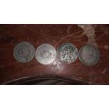 Monedas De Medio Peso Dominicano