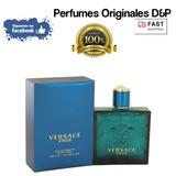 Versace Eros Cologne 3.4 Oz Para Hombres 100% Originales