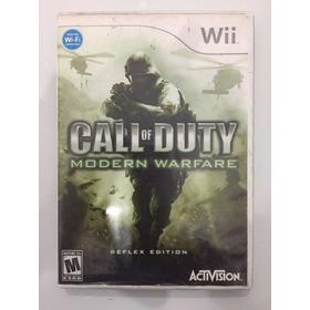 Call Of Duty Mw Nintendo Wii