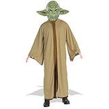 Disfraz Infantil De Yoda De Star Wars, L, Bronceado / Marrón