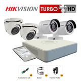 Sistema De Camaras Hik Vision Full Hd  Instalacion Gratis