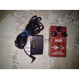 Pedal Guitarra Electrica Distortion Mxr