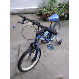 Bicicleta Niños Aros 16 Leer