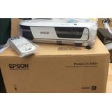 Proyector Epson Powerlite X36 Plus