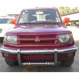 Mitsubishi Montero Io 2000 4x4 Excelentes