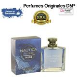 Perfume Nautica Voyage N-83 3.4oz Para Hombres 100% Original