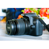 Canon T6 1300d Casi Nueva!