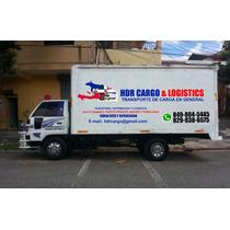 Transporte De Carga En General/ Mudanza, Acarreo Y Alquiler