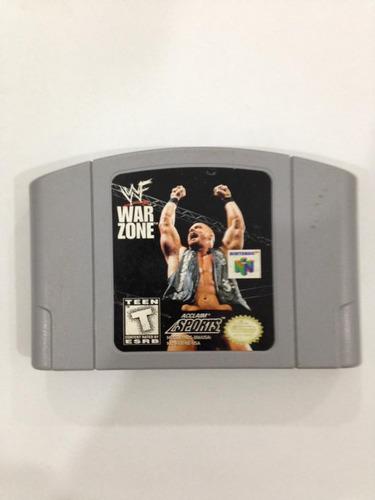 Wf Warzone N64