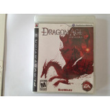 Dragon Age Playstation 3 Ps3