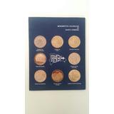 Set Medallas Monumentos Coloniales