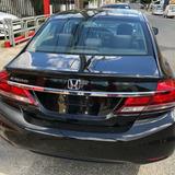Honda Civic Clin Carfax 2013 Lx Recibo Vehículos 8296330280