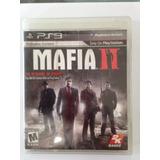 Mafia 2 Playstation 3 Ps3