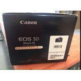 Cámara Canon Eos 5d