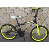 Bicicleta Bmx St Yellow Aro 20 2019
