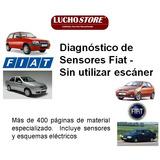 Fiat Palio Siena Uno Fiorino Tempra Diagnostico Sensores