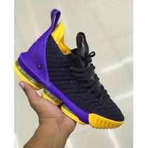 Tenis Nike King Lebron James Ultímate [2k18]