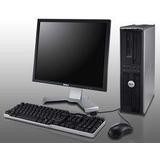 Combo Computadora Core 2 Duo Dell Optiplex 755