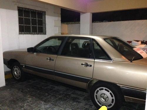 Audi Cd100 1983