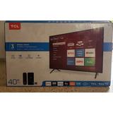 Tv Tcl 40 Pulgadas Smart