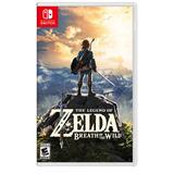 Zelda Breath Of The Wild Juego Para Nintendo Switch