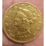 Aguila De Oro De 1880