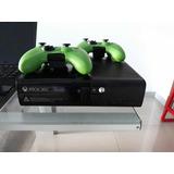 Xbox 360 Negro En Perfectas Condiciones