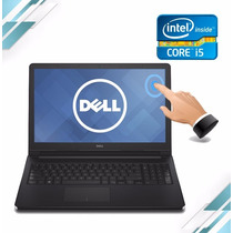Laptop Dell / Intel Core I5/ 8gb / 1tb De Hdd/  Touch Nueva